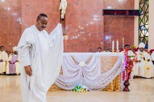 Former Governor of Oyo State, Abiola Ajimobi