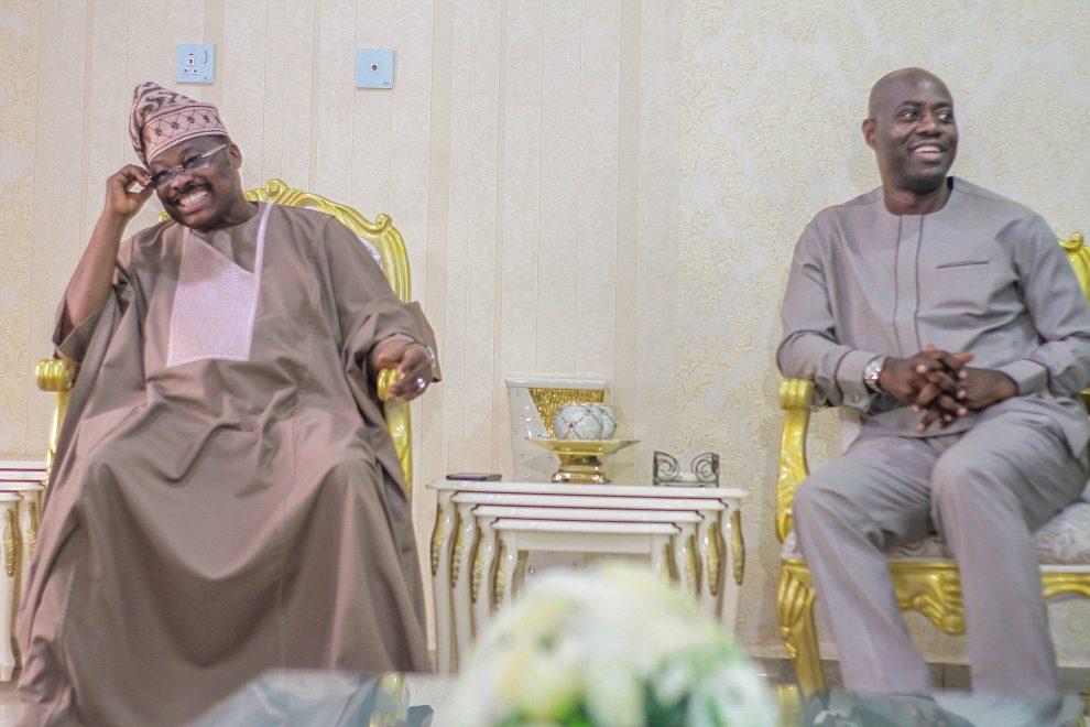It's Too Early To Criticize Governor Seyi Makinde – Ajimobi