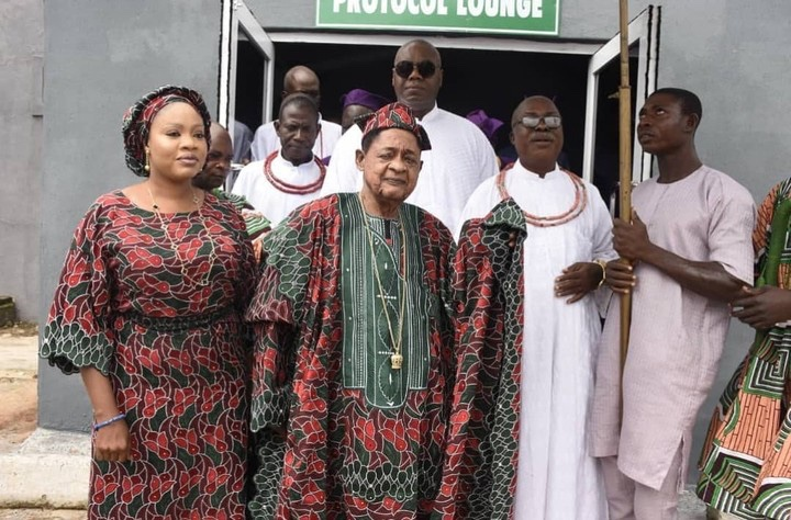 Alaafin Of Oyo, Adeyemi