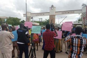 Oyo Indigenes Protest Joint Ownership Of LAUTECH, Ask Osun To Withdraw