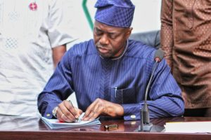 Makinde Sets To Sign Amotekun Bill