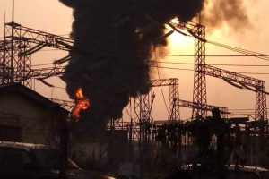 Ibadan, Iseyin, Saki To Experience Blackout As Fire Guts 150MVA Transformer
