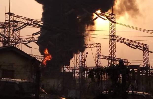 Ibadan, Iseyin, Saki To Experience Blackout As Fire Guts 150MVA Transformer