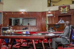 Return All Govt Properties In Your Possession – Oyo Assembly Orders Sacked ALGON
