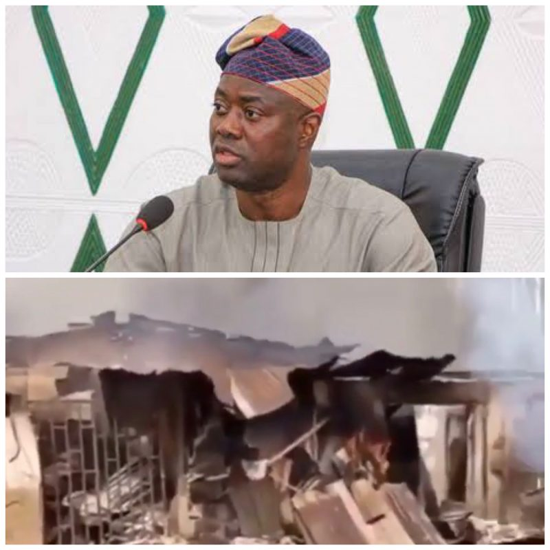 Oyo: Fani-Kayode, Shehu Sani condemn killing in Shasha market || PEAKVIBEZ